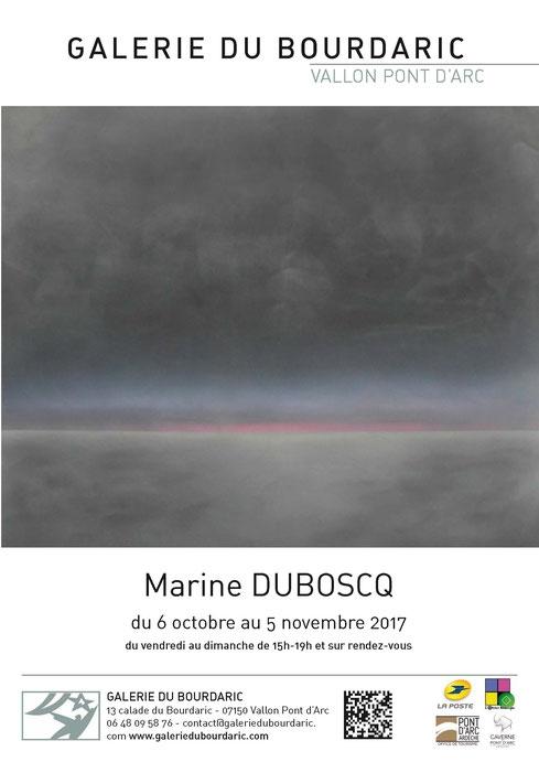 Exposition : Marine Duboscq