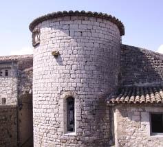 Balazuc: gerangschikt onder de mooiste dorpen van Frankrijk