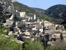 Vue de Saint-Montan